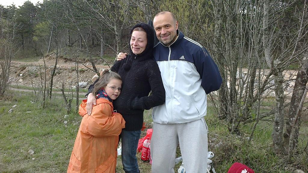 Lola, Danica i Damir