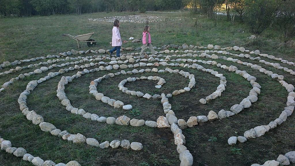 Djeca u labirintu