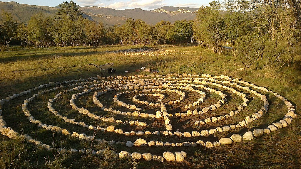 Labirint mudrosti