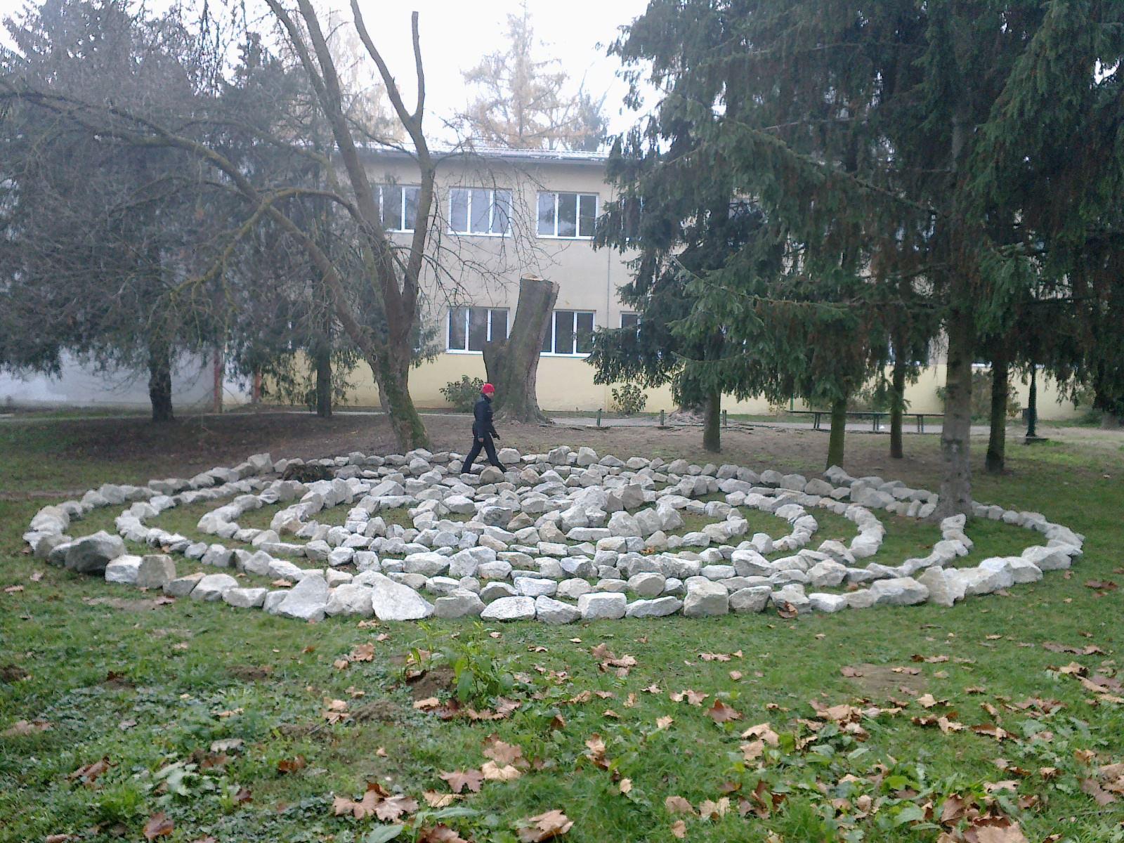 Završena gradnja labirinta
