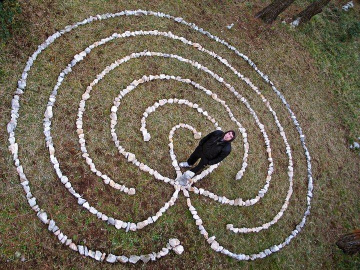 labirint energije
