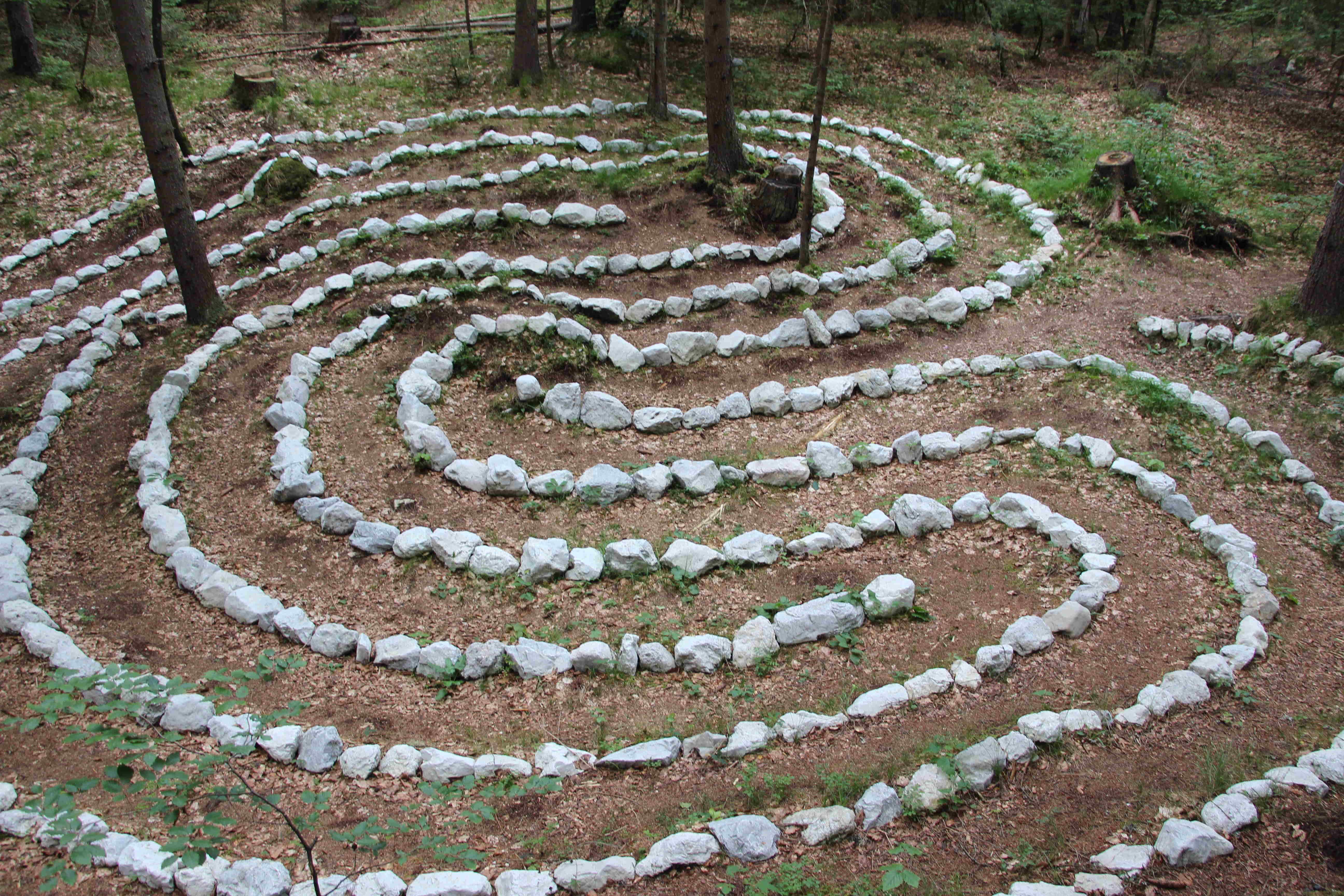 5 - labirint preobrazbe