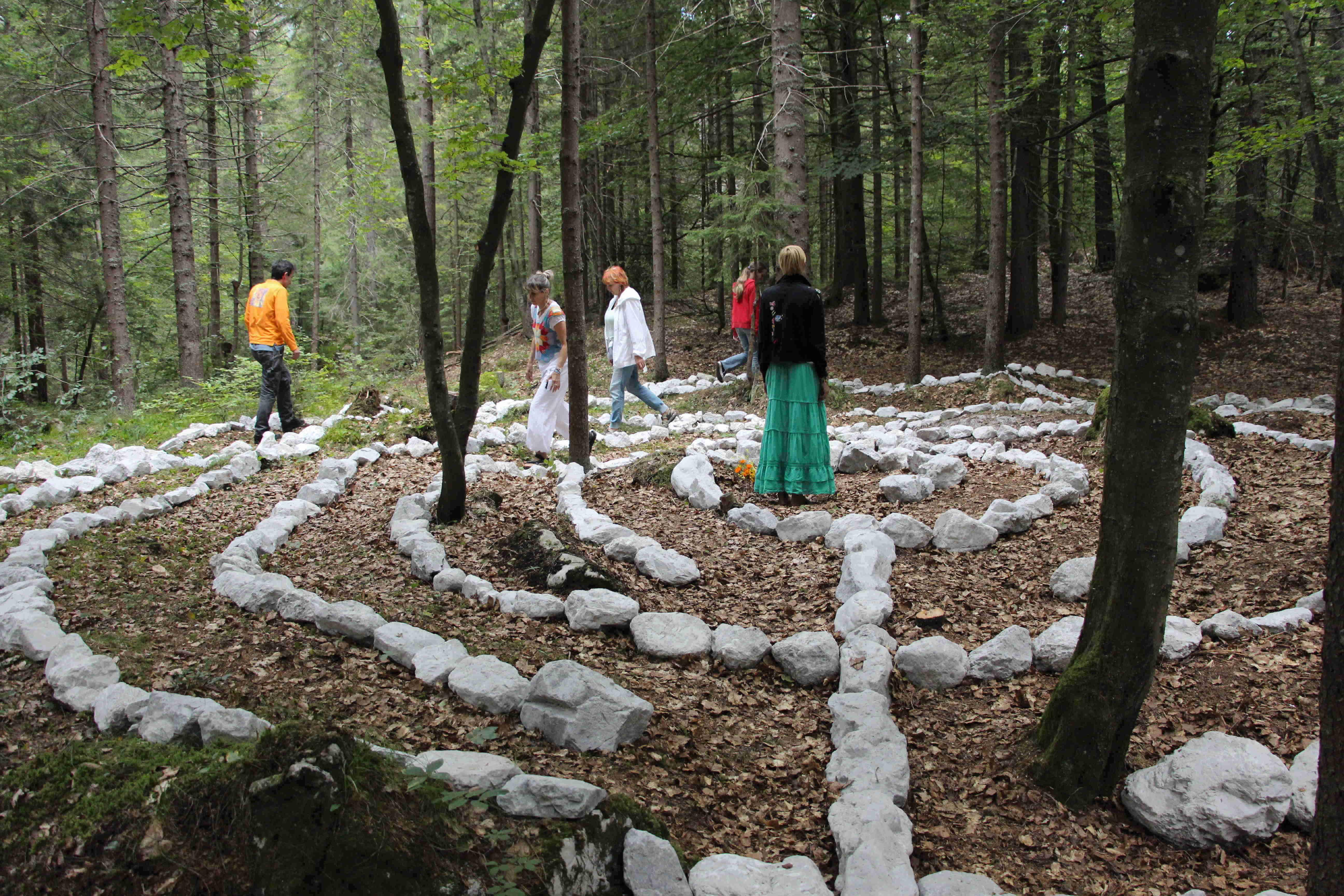 9 - prolaz kroz labirint mudrosti